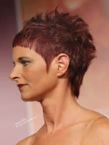 pictures og hair style for heavy extravagant short haircut with extra short bangs and
