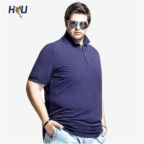 Kaos Big Size Navitas 2xl 3xl 4xl italian design big size polo shirt sleeve cotton polo turn collar polo