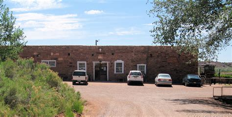 Apache County Records Photo Hubbell Trading Post National Historic Site