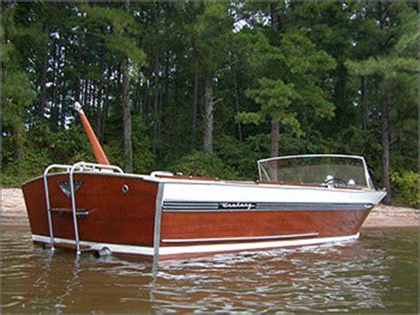 boat auction lake lanier 1965 century coronado 21 classic used excellent