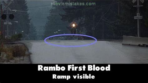 Reel Blood Magno Xt 2000 rambo blood 1982 mistake picture id 15856