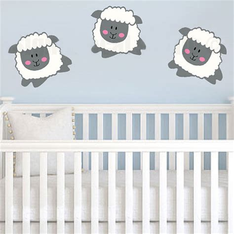 Sheep Nursery Decor Home Dzine Bedrooms Decorate A Gender Neutral Nursery With A Theme