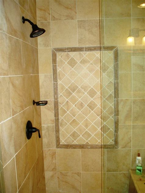 Shower Doors Columbus Ohio Tiled Shower With A Glass Shower Door Columbus Bathroom Remodel Traditional Style