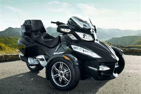 Dreirad Motorrad Can Am by Can Am Spyder Rt Roadster Touring Das Schnelle Reise