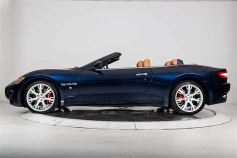 new maserati convertible used 2014 maserati gt convertible for sale fort
