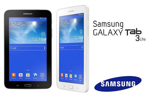 Samsung Galaxy Tab 3 Lite galaxy tab 3 lite date de sortie prix et fiche technique