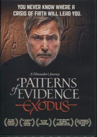 pattern of evidence exodus online patterns of evidence exodus timothy mahoney