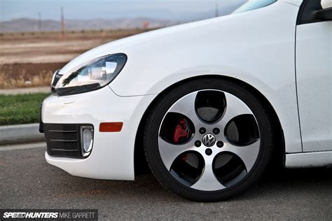 volkswagen gti wheels weight down style up rays for project gti speedhunters