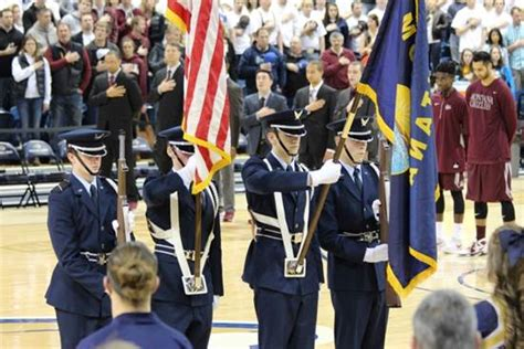 color guard scholarships color guard airforce rotc montana state