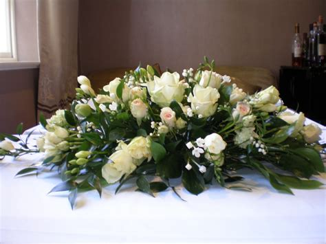 table flowers wedding flowers bath crescent flower shop 01225312999