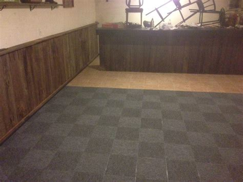 buck buckley s total basement finishing remodeling products photo album tile and carpet in