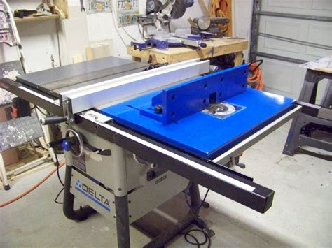 Delta 36 725 Table Saw by Review Delta 36 725 Contractor Tablesaw Follow Up Review