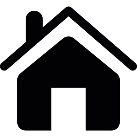 Section 318 Attribution by House Frontal Building Icons Free