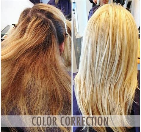 how to fix copper hair how to fix copper hair color correction from blonde to