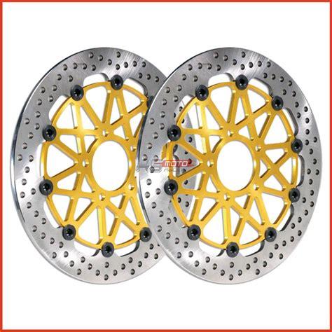 Handel Set Racing Brembo brembo brake discs set supersport aprilia rsv 1000 01 09 rsv4 09 13