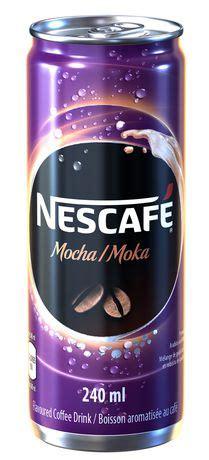 nescafe nescafe mocha flavoured coffee drink walmart canada