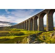 Ribblehead Viaduct North Yorkshire England Pictures