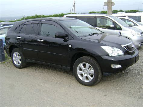 used toyota harrier picture image used 2009 toyota harrier photos 2400cc gasoline ff