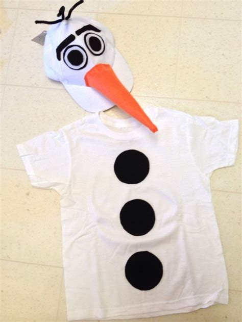 an olaf dress up costume to say quot awwww quot over ruffles and pinterest the world s catalog of ideas