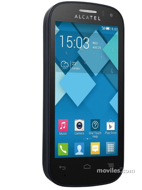imagenes para celular alcatel one touch caracter 237 sticas alcatel one touch pop c3 moviles com