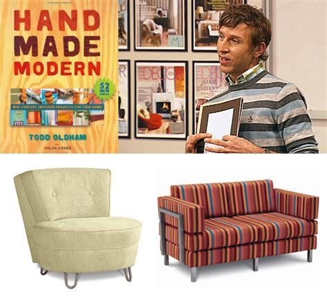 Cutie Todd Oldhams Top Design by Designer Spotlight Todd Oldham Popsugar Home