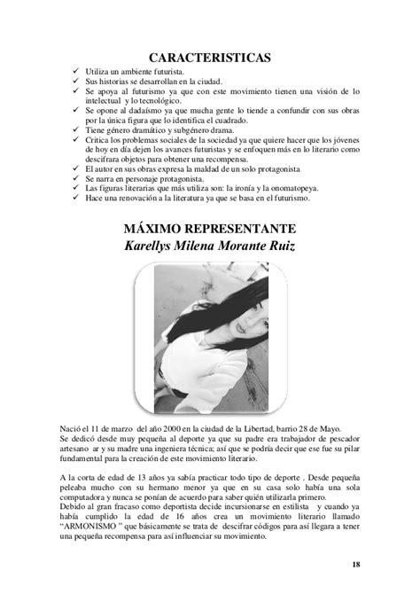 Movimientos Literarios Ecuatorianos - 2