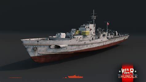 war boat development big boat the mz1 news war thunder