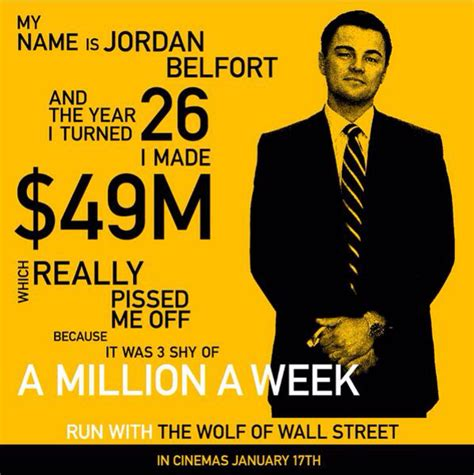 best wall street movies quotes from the wolf of wall street movie quotesgram