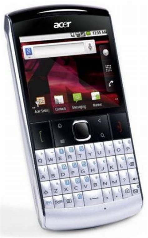 acer qwerty klavyeli android telefonu betouch e210 u tan箟tt箟 187 sayfa 1 1