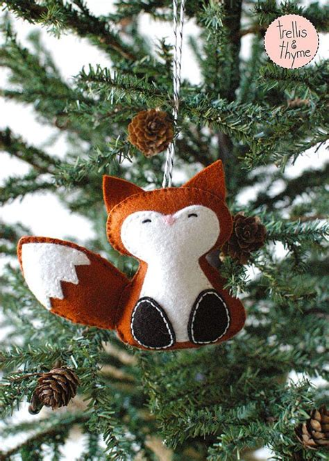 25 unique felt ornaments patterns ideas on pinterest