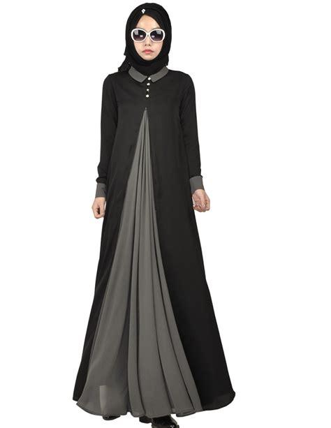 New Ayako Fashion Dress Muslim Maxi Safirah Hitam Hgb popular abaya buy cheap abaya lots from china abaya suppliers on aliexpress