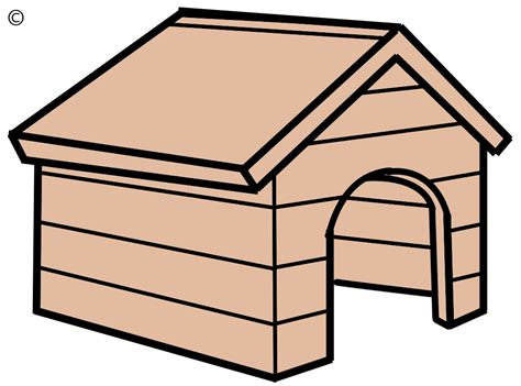 dog house show dog house clipart house clipart in winter clipart 8578
