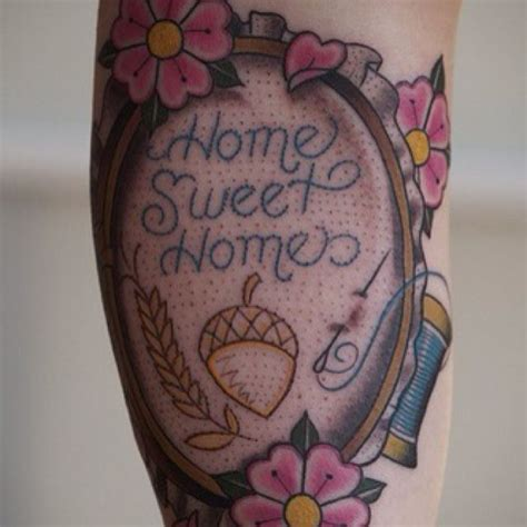 cross stitch tattoo 21 best cross stitch tattoos images on cross