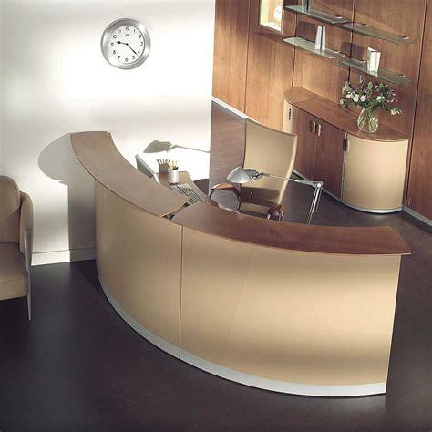 modern office furniture reception desk get benefit using modern office furniture
