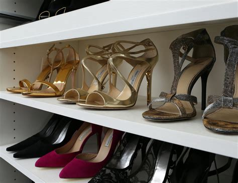 california closets shoe storage 5 ways to step up your shoe storage california closets