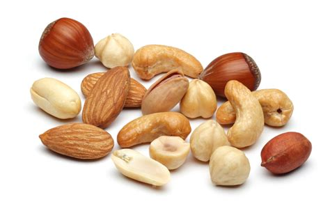 zinc carbohydrates 吃堅果 健康嗎 熱量 營養 脂肪 大紀元