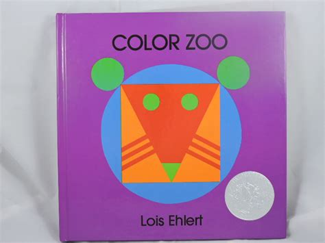 color zoo color zoo lois ehlert later printing