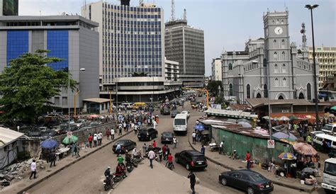 nigeria could teach the west a few things bloomberg view
