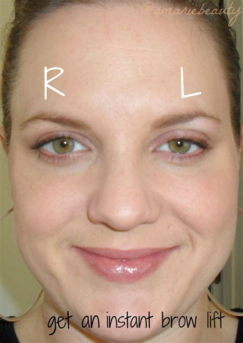 droopy eye amariebeauty how to lift drooping eyelids using makeup tip tuesday
