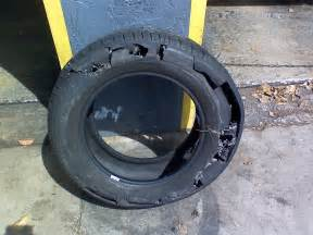 Tire Going Flat But No Leak How To Fix Rotted Flat Tires On Lawn Equipment And