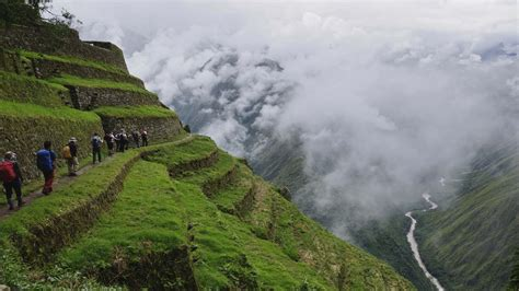 camino inca inca trail 2 days 1night inca world peru