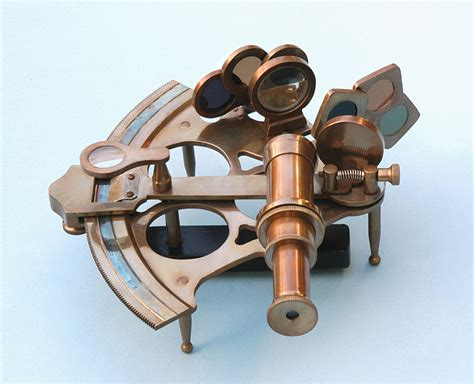 sextant limited r m s titanic white star line limited edition brass