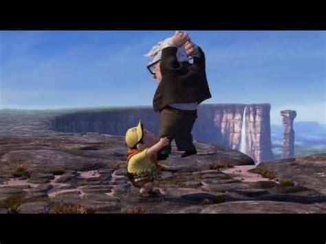 up film on youtube pixar up movie clip tepui landing scene hq youtube