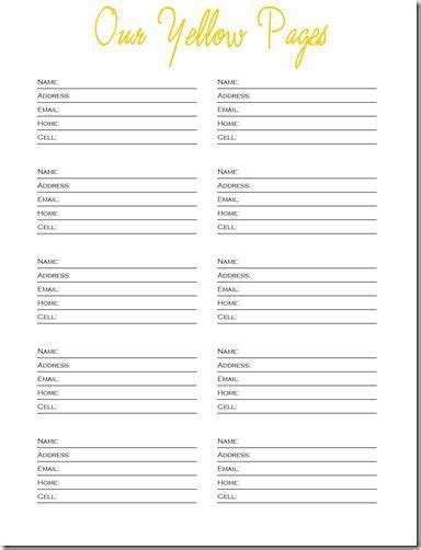 list templates for pages free printable templates phone numbers free printable