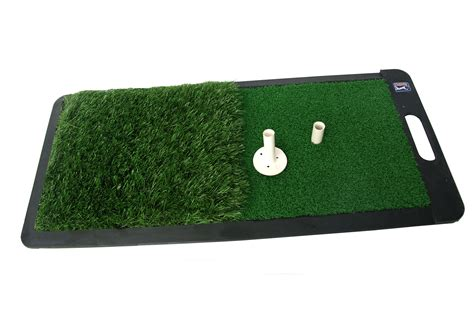 Mock Test For Mat by Pga Tour 2 In 1 Turf Practice Mat Golf