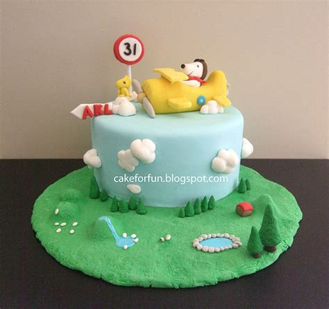 Snoopy Cake Decorations by Snoopy Cake Decorations Snoopy Birthday Supplies For