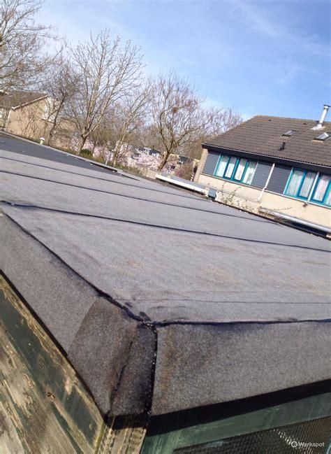dak voor schuur bitumen dak voor schuur aanleggen 10m2 dak is reeds