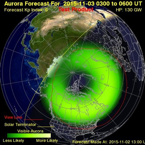northern lights could be visible in indiana wish tv
