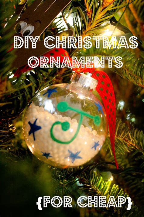 where to buy cheap christmas ornaments christmas tree diy