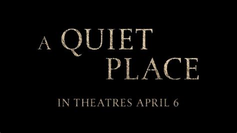 A Place Trailer Bowl Bowl Spot For Thriller A Place Directed By Krasinski Epeak World News